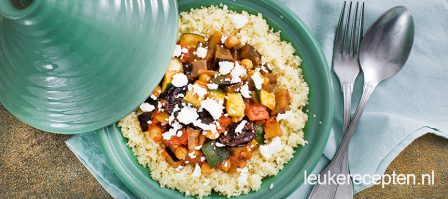 Marokkaanse groentestoof