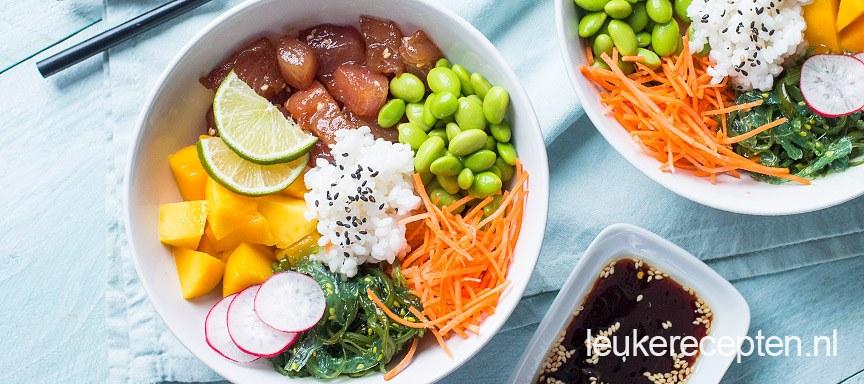 Poké bowl