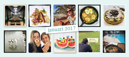 De maand van LeukeRecepten - januari 2017
