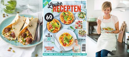 LeukeRecepten Magazine update + voorverkoop voor maar €3,99!