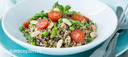 Quinoa lunch salade