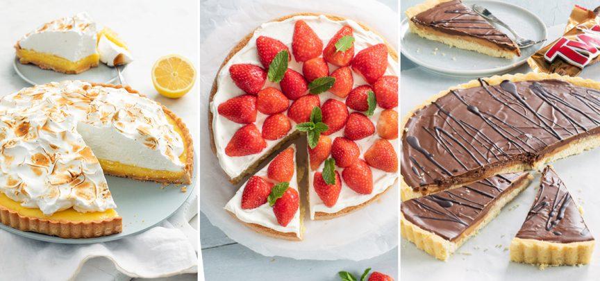 10 x taart recepten
