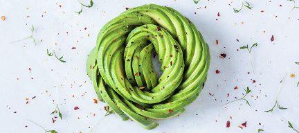 DIY avocado roos