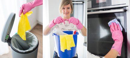 3 x handige tips voor een schone keuken