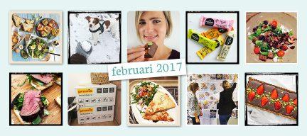 De maand van LeukeRecepten - februari 2017