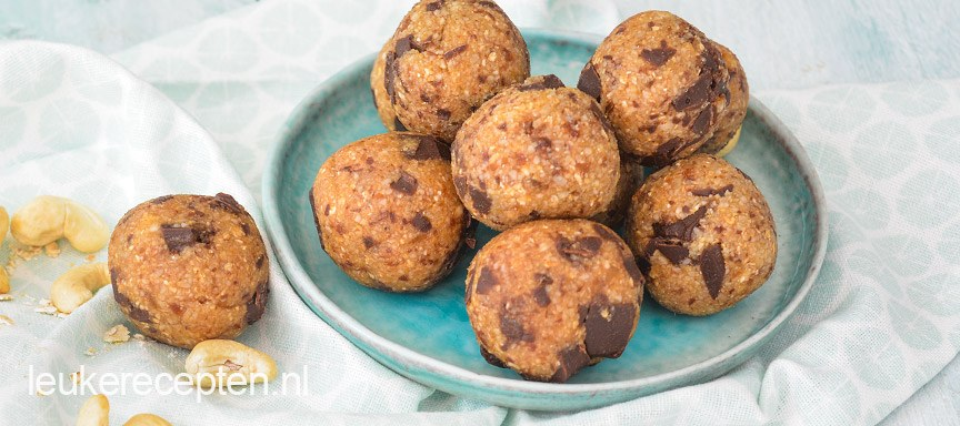 Cookie Dough Balletjes