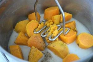 zalmpakketje met zoete aardappel www.leukerecepten.nl