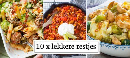 10 x gerechten die de volgende dag nog lekkerder zijn