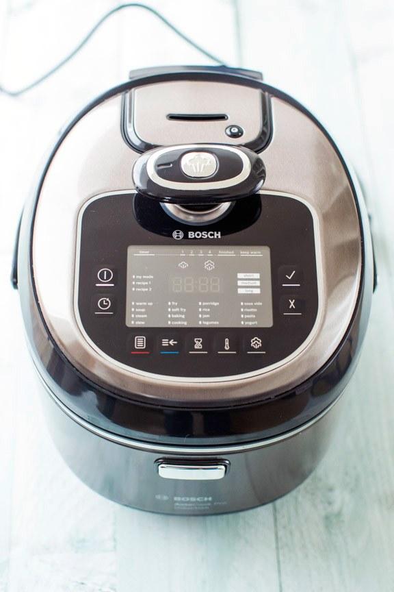 Mijn eindoordeel Bosch AutoCook multicooker + video appeltaart ... 36662d9049