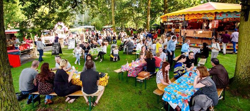 15 gezellige foodfestivals voor in je agenda 2017