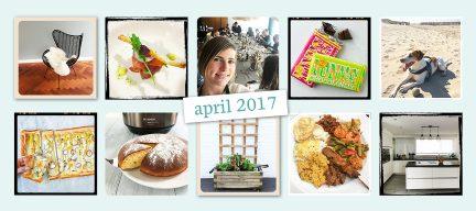 De maand van LeukeRecepten - april 2017