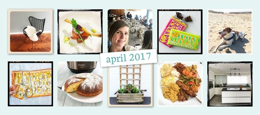 De maand van LeukeRecepten – april 2017