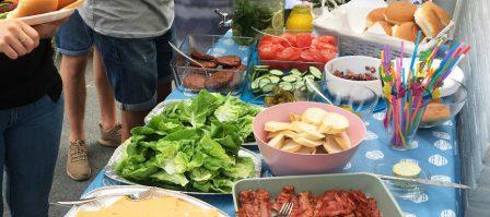 Hamburgerbuffet organiseren + 12 tips