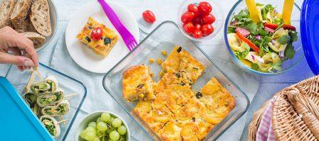 3 x picknick recepten + meeneem tips!