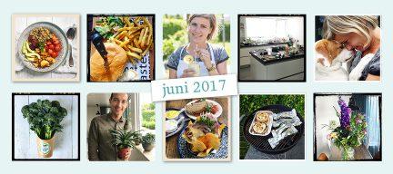 De maand van LeukeRecepten - juni 2017