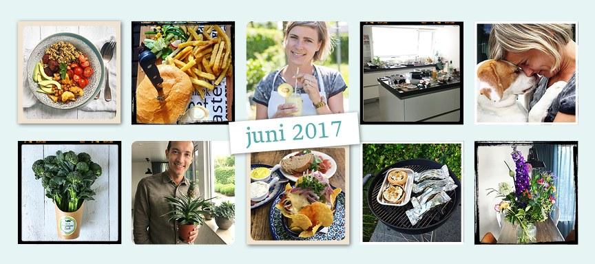 De maand van LeukeRecepten – juni 2017
