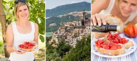 De smaak van Abruzzo, Italië