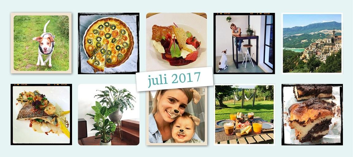 De maand van LeukeRecepten – juli 2017