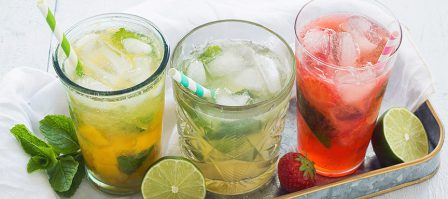Party cocktail: 3 x mojito + winnaar Insiders actie