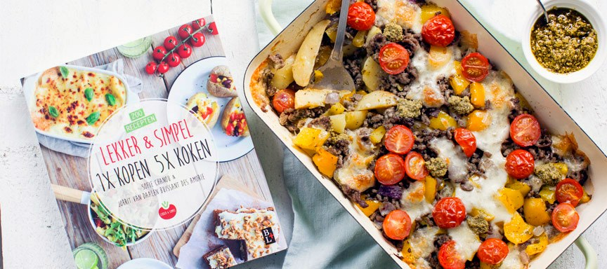 Recept Italiaanse kapsalon + review 1 x kopen 5 x koken