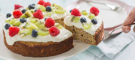 Suikervrije ontbijttaart + zijn suikers en koolhydraten slecht?