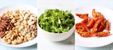 7 stappen voor het maken van de perfecte salade