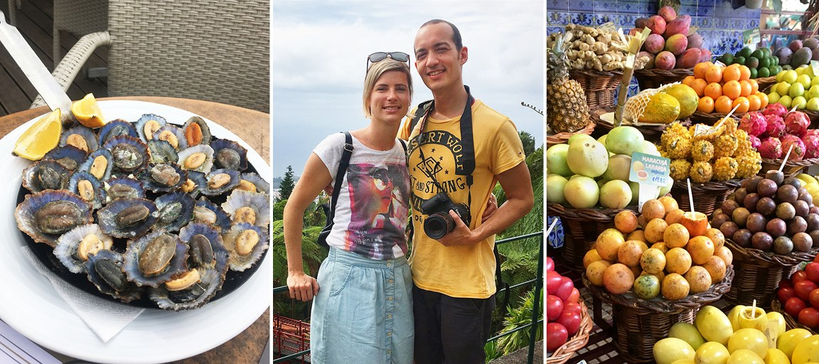 12 specialiteiten van Madeira