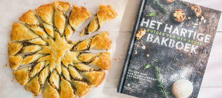 Review Het hartige bakboek + recept bladerdeegster