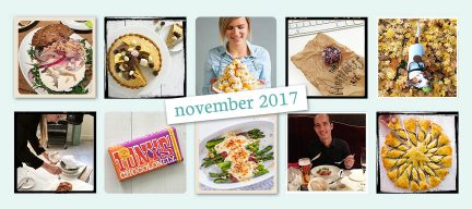 De maand van LeukeRecepten - november 2017