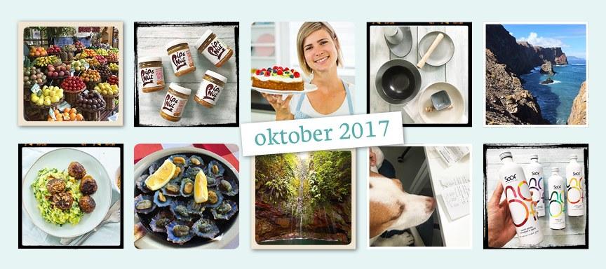 De maand van LeukeRecepten – oktober 2017