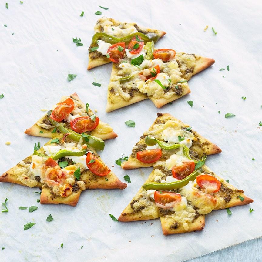 kerst-pizza