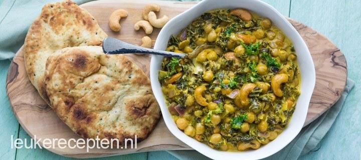 boerenkool-curry www.leukerecepten.nl