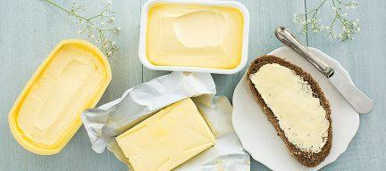 Margarine vs. boter! Alles wat je moet weten anno 2018