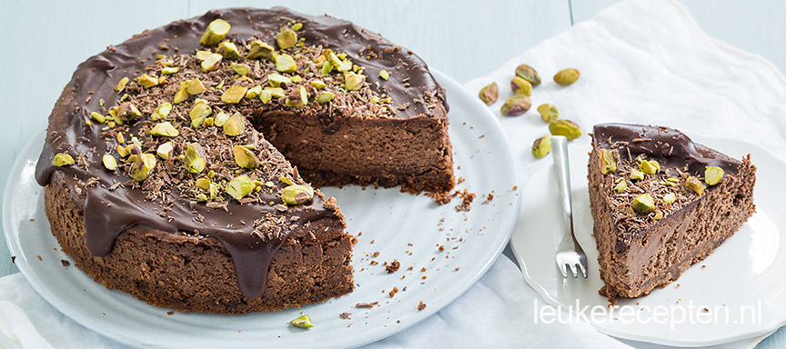 cheesecake-met-chocolade