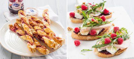 Jamstengels en sandwiches voor Moederdag + inspiratie