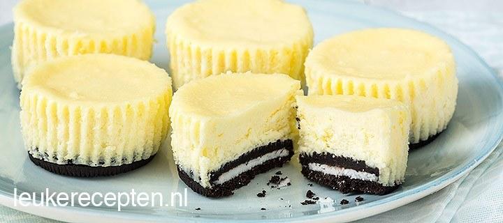 oreo cheesecake www.leukerecepten.nl
