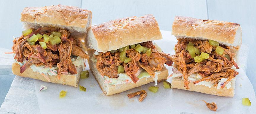 Vlees bereiden: pulled pork van de barbecue + stappenplan