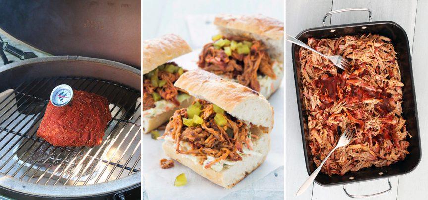 Recept pulled pork van de BBQ + stappenplan