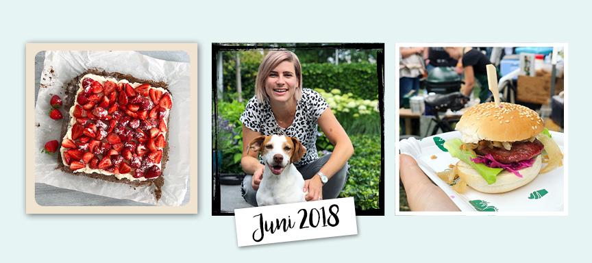 De maand van LeukeRecepten - juni 2018