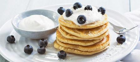 Boter, kaas en eieren vervangen + vegan pannenkoeken