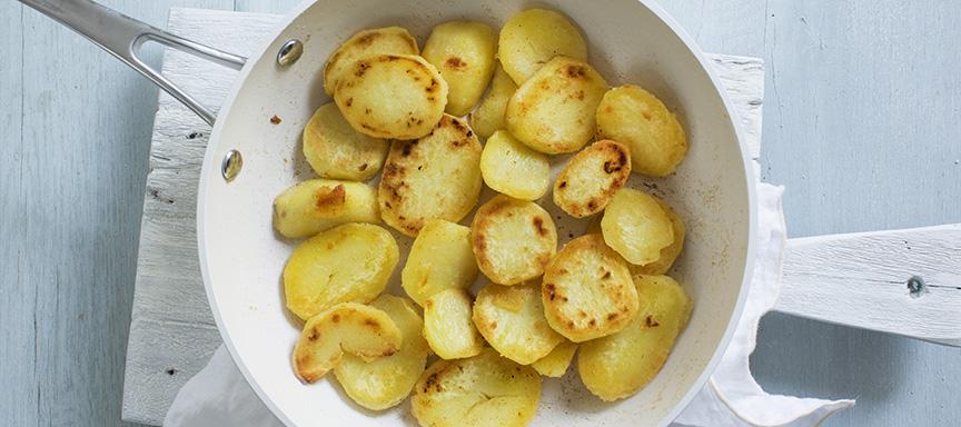 Wanneer gebruik je welke olie of vet + hoe bak je de allerlekkerste aardappeltjes