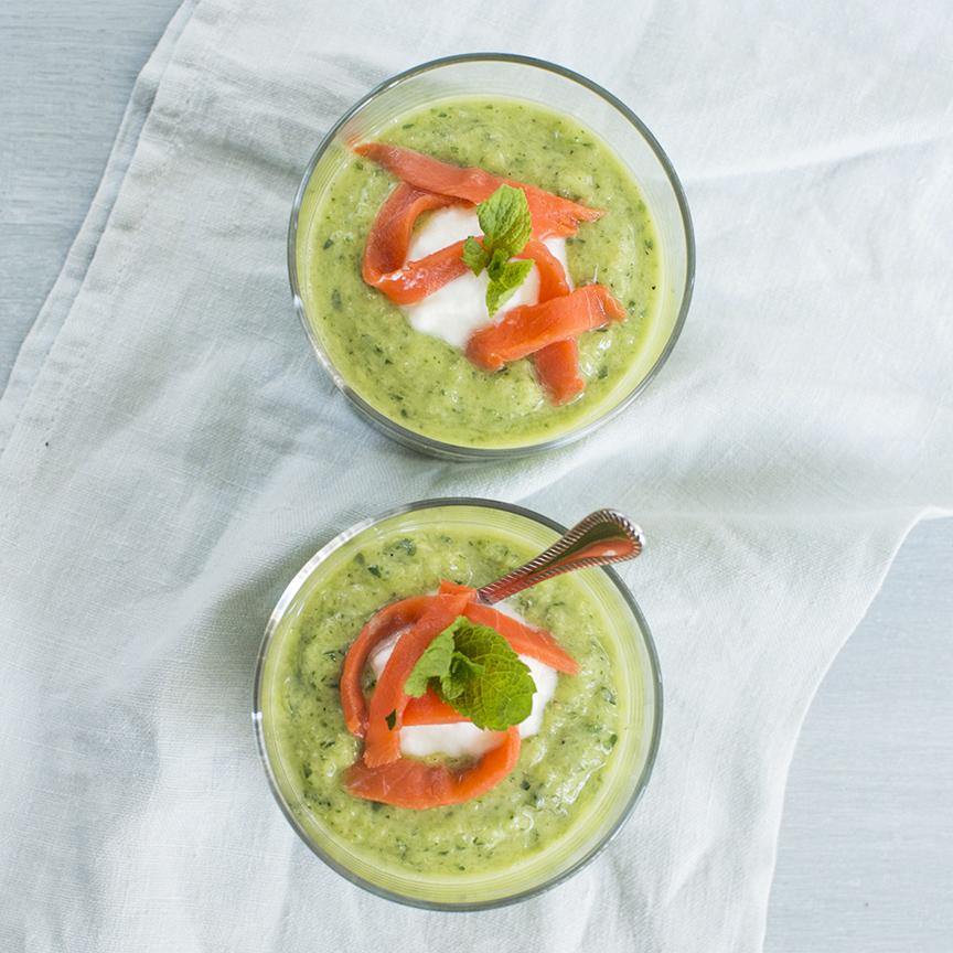komkommer gazpacho www.jaimyskitchen.nl