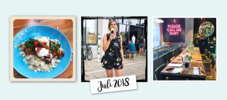De maand van LeukeRecepten - juli 2018