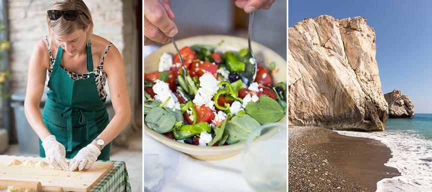 Onze Cyprus foodtrip & kookworkshops