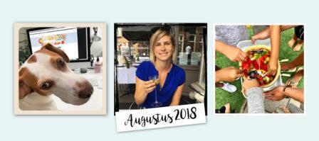 De maand van LeukeRecepten - augustus 2018