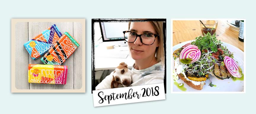 De maand van LeukeRecepten – september 2018