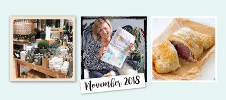 De maand van Leukerecepten - November 2018