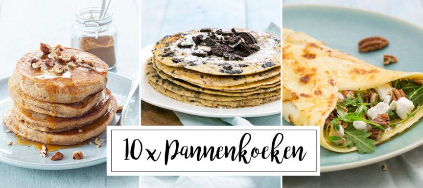 10 x pannenkoek recepten