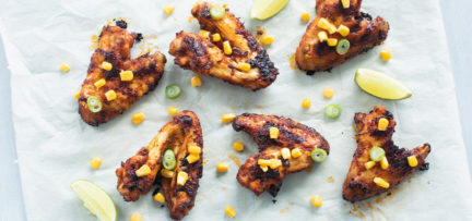 Mexicaanse chicken wings