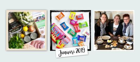 Nieuws, foodpost & hotspots – januari 2019